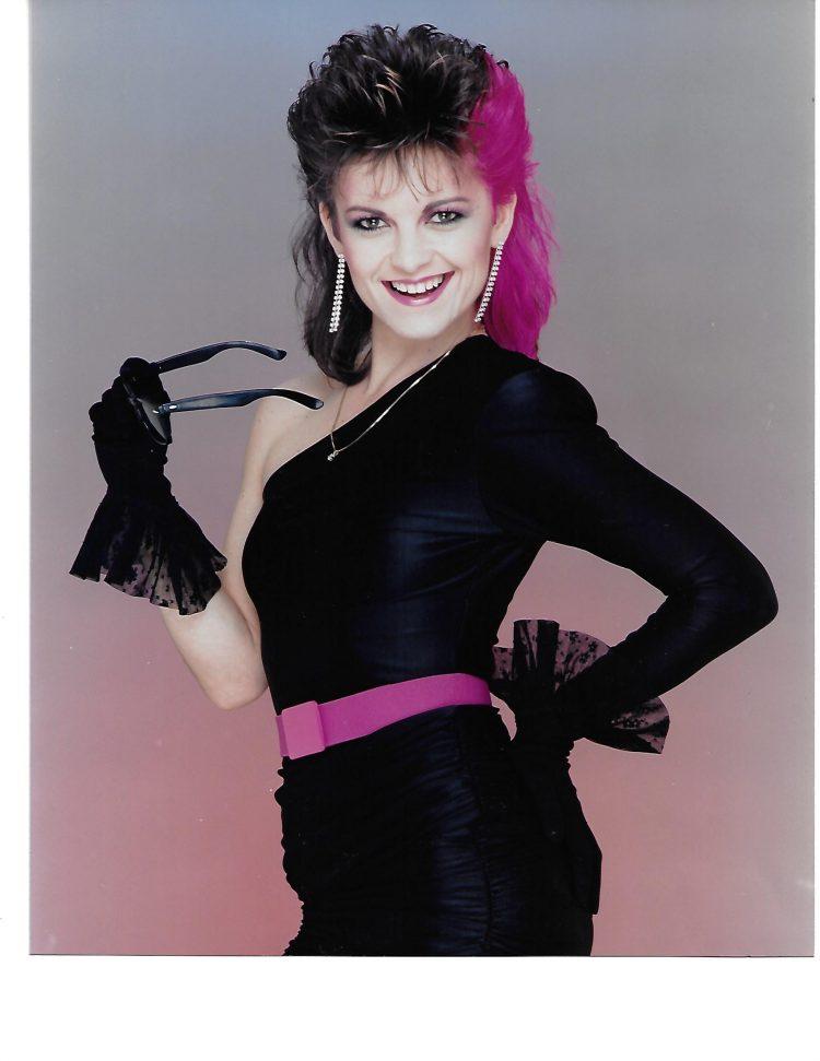 Kelita , Pink Hair
