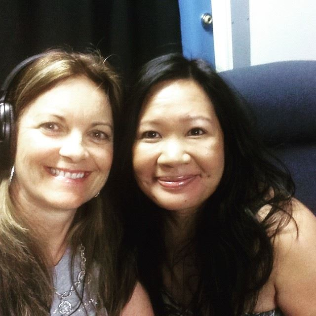 Kelita, Kelita with Melinda Estabrook, Kelita on radio, motivational speaker, inspirational singer