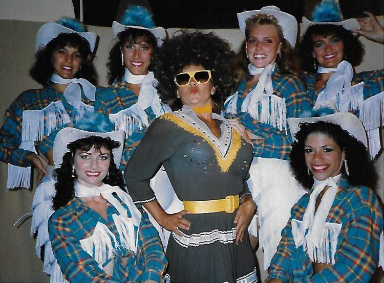 Kelita, Dixie Lee, UN Peacekeeping Tour