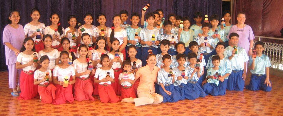 Kelita in Cambodia, Compassion