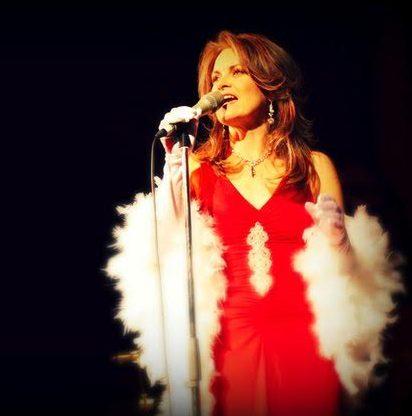 Kelita, singer, live concert