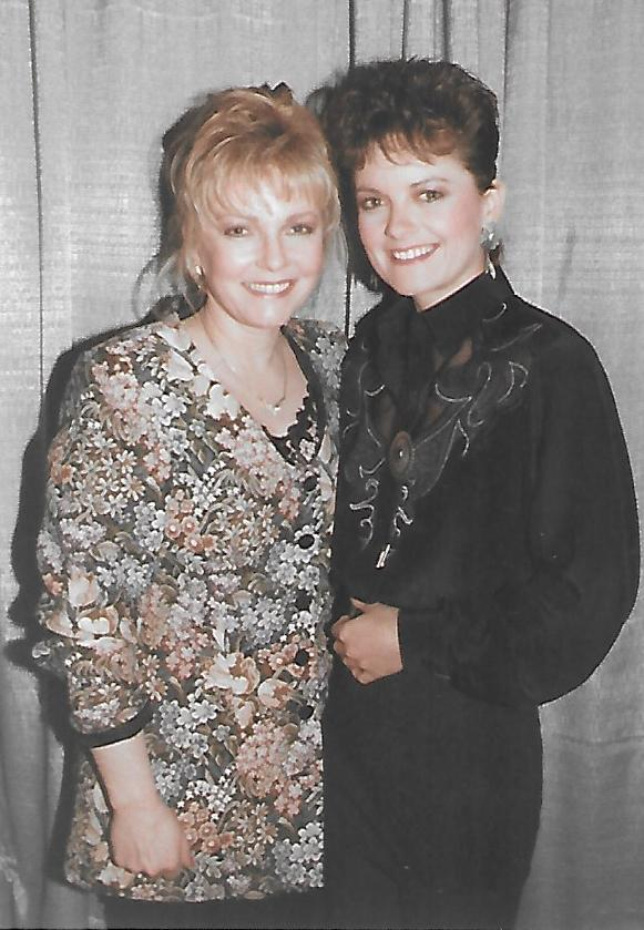 Kelita, Eileen Davidson of Y&R fame