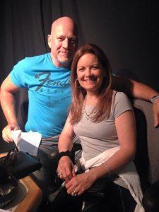 Kelita on Drew Marshall Show, Kelita radio, Drew Marshall