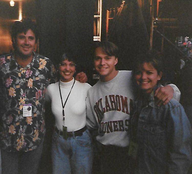 Kelita, Vince Gill, Brian White