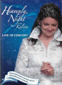 Heavenly Night, Live Concert DVD